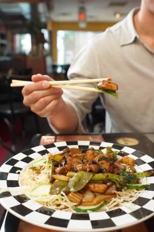 Food for Am asian cuisine