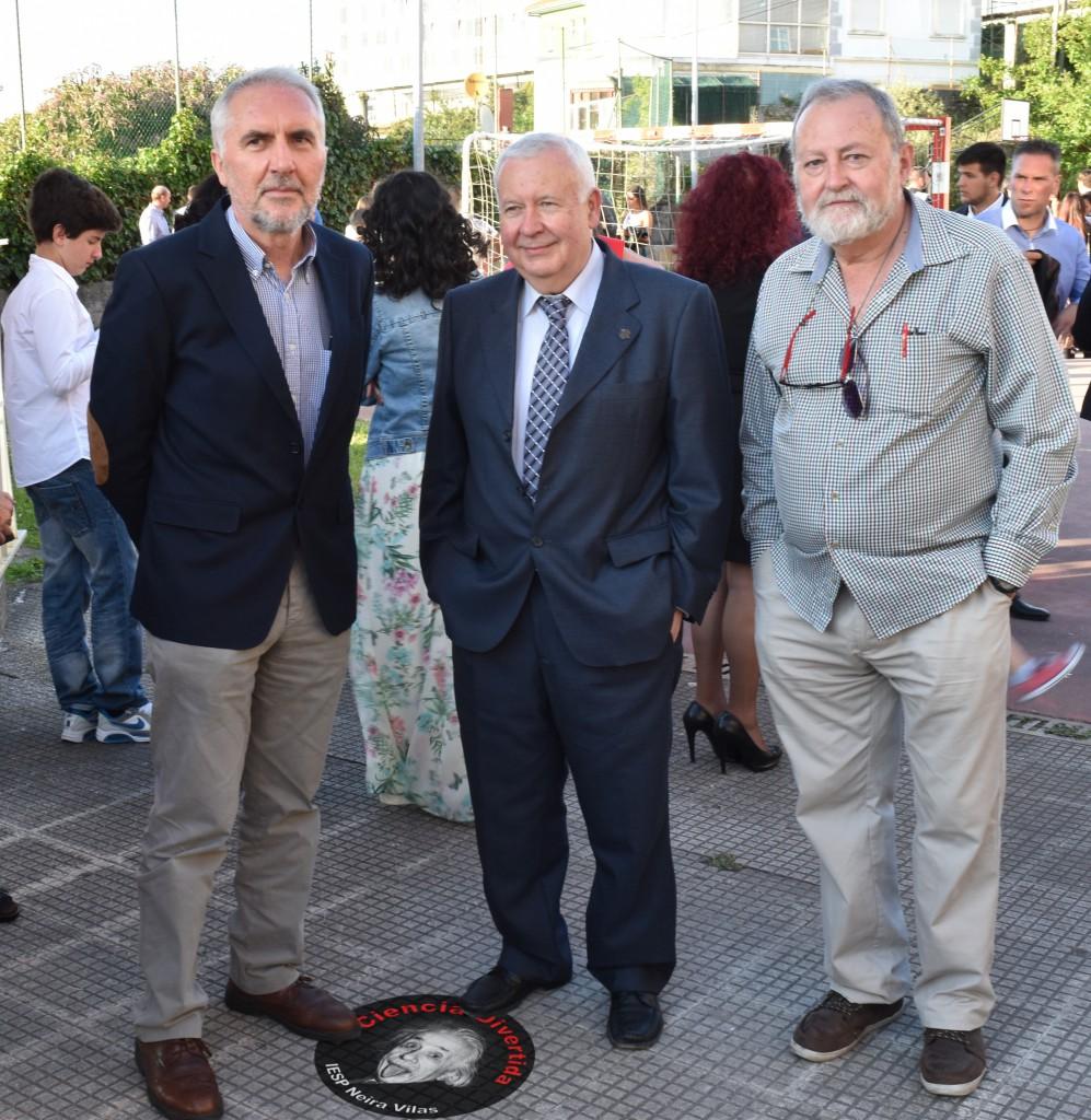 Eduardo, Ramón, Nacho