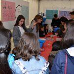 A capacidade comunicativa do noso alumnado mantivo a xaima chea de público